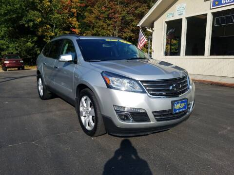 2016 Chevrolet Traverse for sale at Fairway Auto Sales in Rochester NH