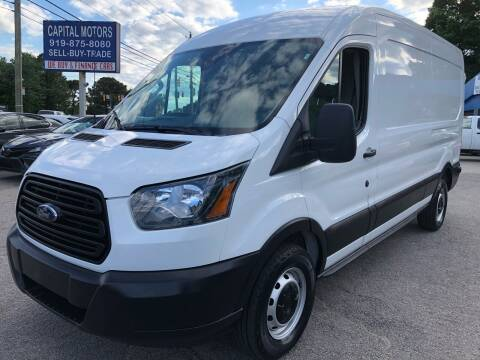 2019 Ford Transit Cargo for sale at Capital Motors in Raleigh NC
