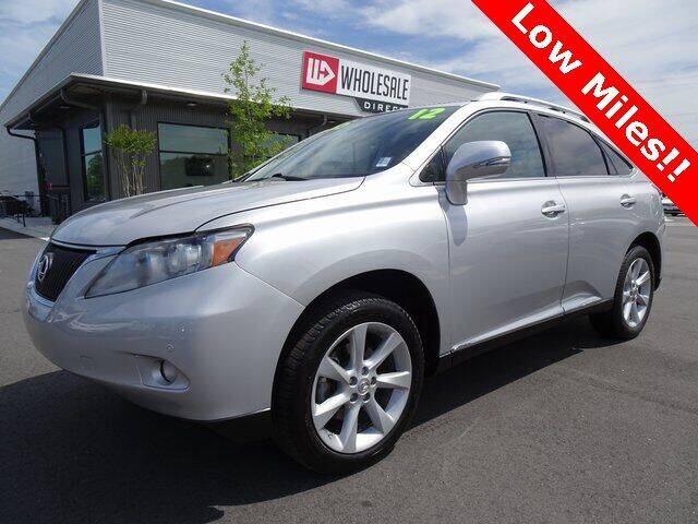 2012 Lexus RX 350 for sale at Wholesale Direct in Wilmington NC