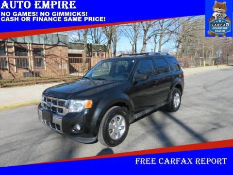 2011 Ford Escape for sale at Auto Empire in Brooklyn NY