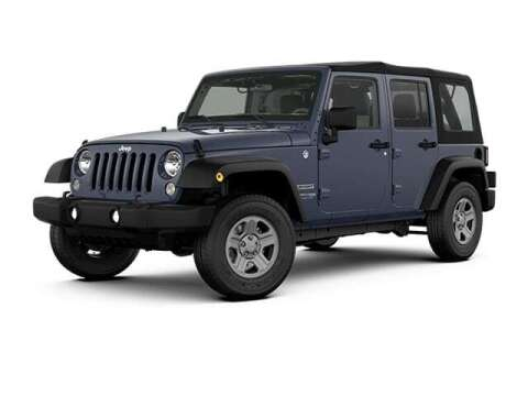2018 Jeep Wrangler JK Unlimited for sale at Bald Hill Kia in Warwick RI