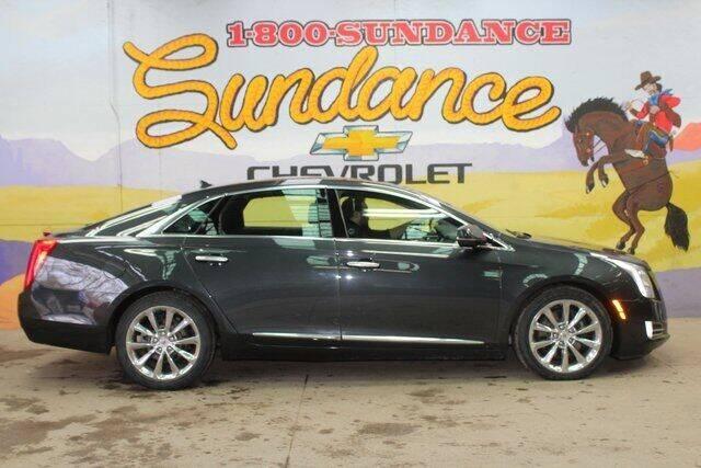 2014 Cadillac XTS for sale at Sundance Chevrolet in Grand Ledge MI