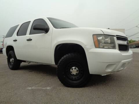 2008 Chevrolet Tahoe for sale at ALL STAR TRUCKS INC in Los Angeles CA