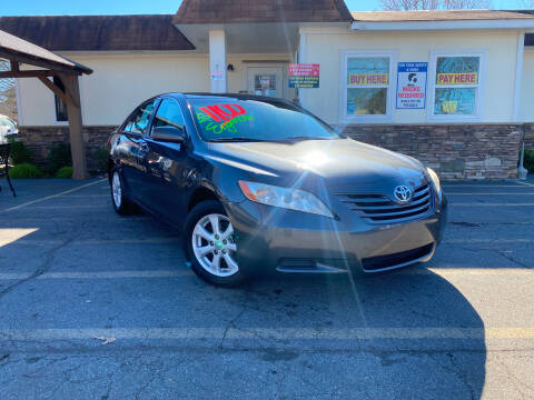 2008 Toyota Camry for sale at Hola Auto Sales Doraville in Doraville GA