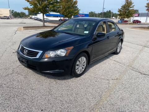 2008 Honda Accord for sale at TKP Auto Sales in Eastlake OH