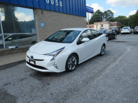 2017 Toyota Prius for sale at Southern Auto Solutions - 1st Choice Autos in Marietta GA