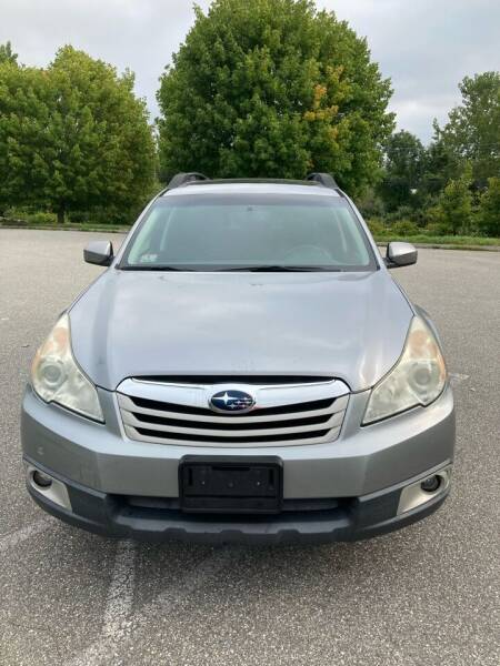 2011 Subaru Outback for sale at V & R Auto Group LLC in Wauregan CT