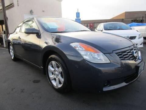 2008 Nissan Altima for sale at Ernie's Auto Sales in Chula Vista CA