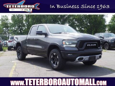 2019 RAM Ram Pickup 1500 for sale at TETERBORO CHRYSLER JEEP in Little Ferry NJ