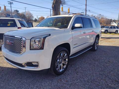2015 GMC Yukon XL for sale at Ray Moore Auto Sales in Graham NC