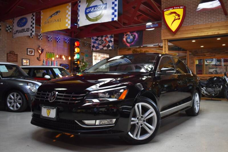 2012 Volkswagen Passat for sale at Chicago Cars US in Summit IL