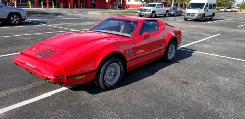 1975 Bricklin SV1 for sale at MUSCLE CAR CITY LLC in Punta Gorda FL