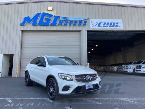 2017 Mercedes-Benz GLC for sale at MGI Motors in Sacramento CA
