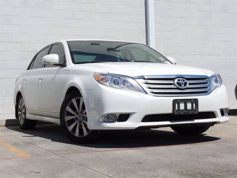 2012 Toyota Avalon for sale at Joe Myers Toyota PreOwned in Houston TX