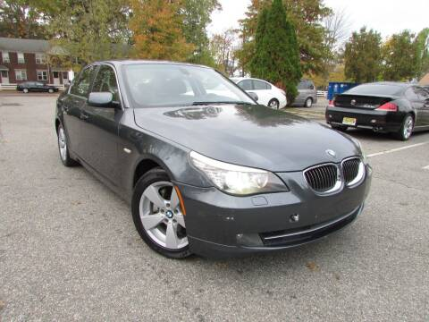 2008 BMW 5 Series for sale at K & S Motors Corp in Linden NJ