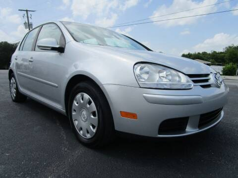 2007 Volkswagen Rabbit for sale at Thornhill Motor Company in Lake Worth TX