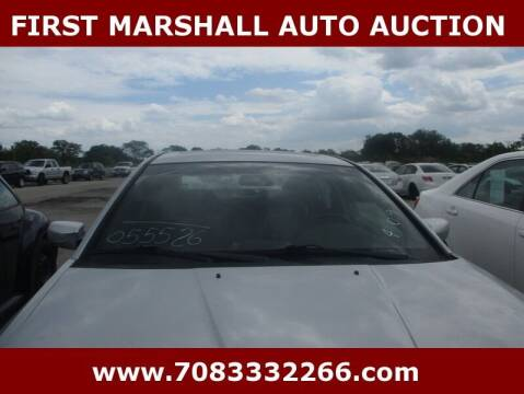 2005 Mitsubishi Galant for sale at First Marshall Auto Auction in Harvey IL