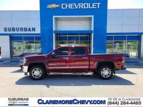 2016 GMC Sierra 1500 for sale at Suburban Chevrolet in Claremore OK