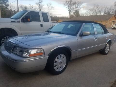 2004 Mercury Grand Marquis for sale at Arkansas Wholesale Auto Sales in Hot Springs AR
