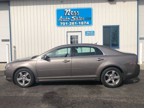 2011 Chevrolet Malibu for sale at NESS AUTO SALES in West Fargo ND