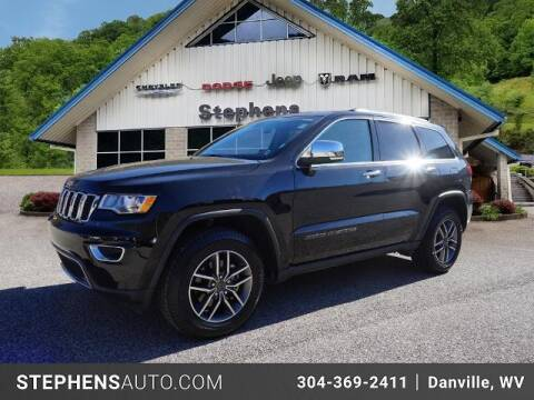 2020 Jeep Grand Cherokee for sale at Stephens Auto Center of Beckley in Beckley WV