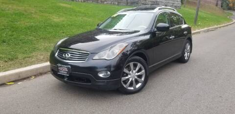 2008 Infiniti EX35 for sale at ENVY MOTORS LLC in Paterson NJ
