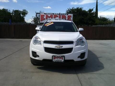2010 Chevrolet Equinox for sale at Empire Auto Sales in Modesto CA