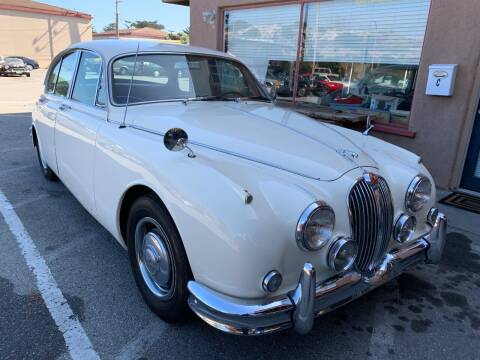 1963 Jaguar S-Type for sale at Dodi Auto Sales in Monterey CA