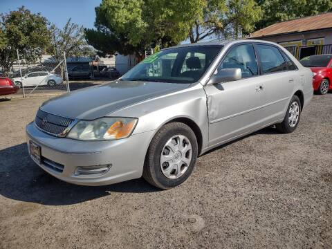 2002 Toyota Avalon for sale at Larry's Auto Sales Inc. in Fresno CA