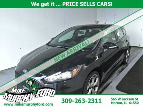 2018 Ford Focus for sale at Mike Murphy Ford in Morton IL