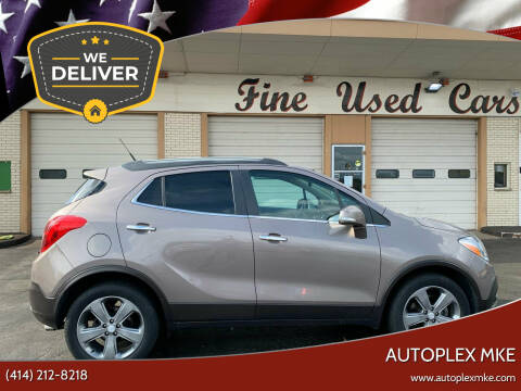 2014 Buick Encore for sale at Autoplex MKE in Milwaukee WI
