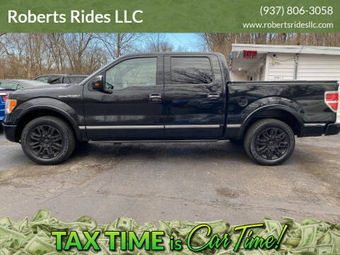 2010 Ford F-150 for sale at Roberts Rides LLC in Franklin OH