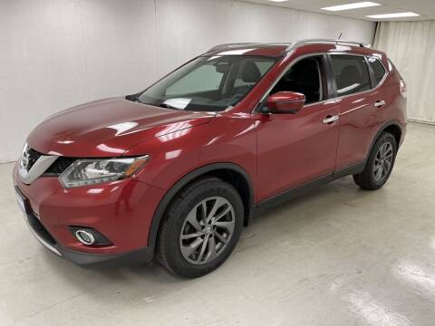 2016 Nissan Rogue for sale at Kerns Ford Lincoln in Celina OH