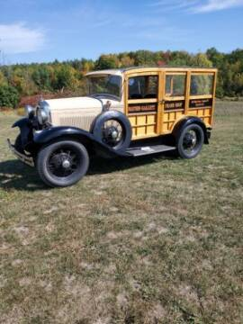 1931 Ford Model A for sale at Classic Car Deals in Cadillac MI