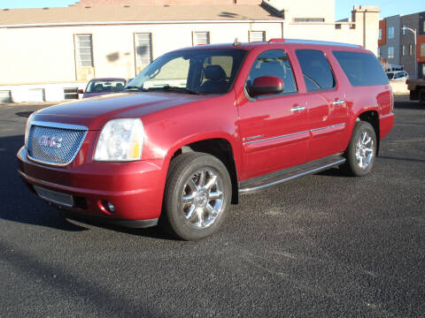 2007 GMC Yukon XL for sale at Shelton Motor Company in Hutchinson KS