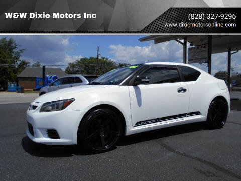 2012 Scion tC for sale at W&W Dixie Motors Inc in Hickory NC