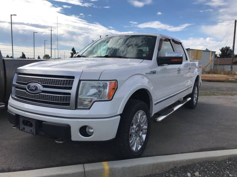 2010 Ford F-150 for sale at Atlas Automotive Sales in Hayden ID