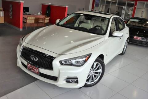 2017 Infiniti Q50 for sale at Quality Auto Center of Springfield in Springfield NJ