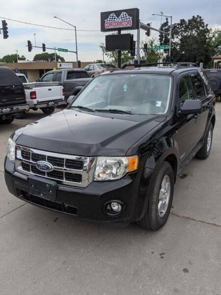 2008 Ford Escape for sale at Corridor Motors in Cedar Rapids IA