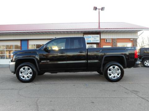 2015 GMC Sierra 2500HD for sale at Twin City Motors in Grand Forks ND