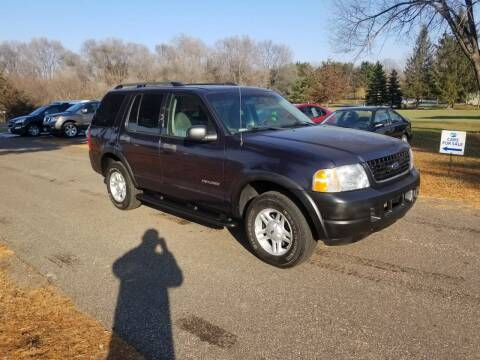 2002 Ford Explorer for sale at Shores Auto in Lakeland Shores MN