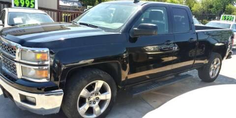 2014 Chevrolet Silverado 1500 for sale at AUTOTEX FINANCIAL in San Antonio TX