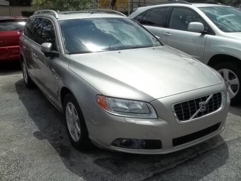 2008 Volvo V70 for sale at PJ's Auto World Inc in Clearwater FL