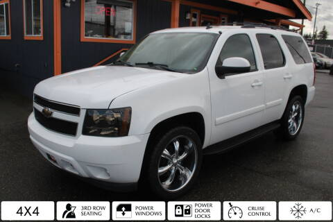 2009 Chevrolet Tahoe for sale at Sabeti Motors in Tacoma WA