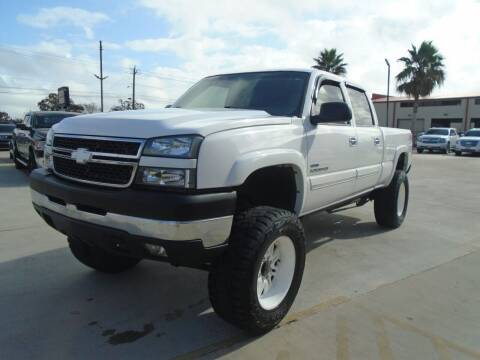 2006 Chevrolet Silverado 2500HD for sale at Premier Foreign Domestic Cars in Houston TX
