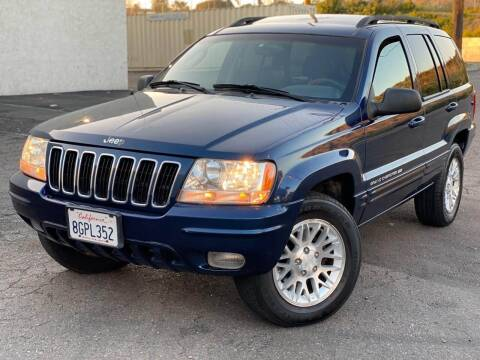 2002 Jeep Grand Cherokee for sale at Gold Coast Motors in Lemon Grove CA