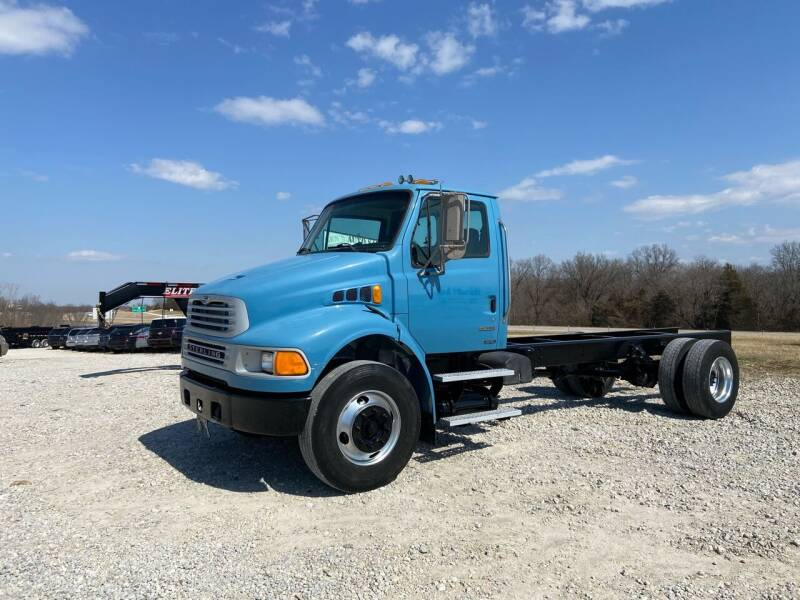 2007 Sterling Acterra Cab & Chassis for sale at Ken's Auto Sales & Repairs in New Bloomfield MO
