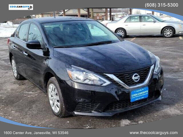 2019 Nissan Sentra for sale at Cool Car Guys in Janesville WI