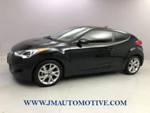 2016 Hyundai Veloster for sale at J & M Automotive in Naugatuck CT