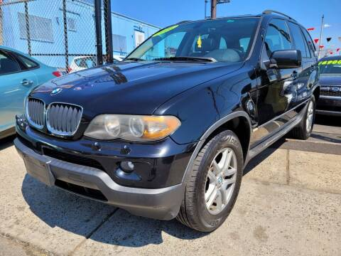 2006 BMW X5 for sale at GW MOTORS in Newark NJ